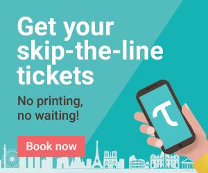 Tiqets - skip the line